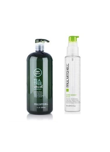 Paul Mitchell Tea Tree Special şampuan 1000 ml+Super Skinny Serum 150 ml Renksiz